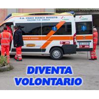 Diventa Volontario logo