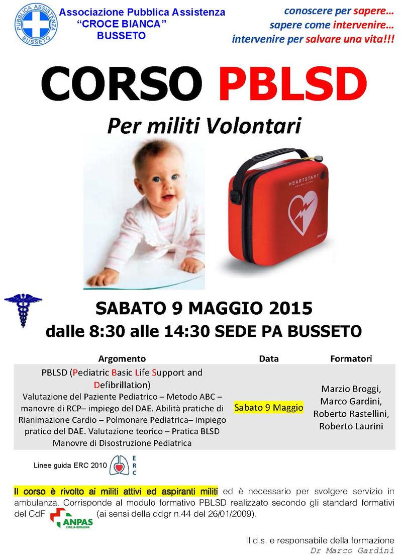 Small Volantino Corso PBLSD 09-05-2015